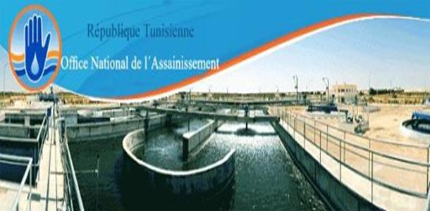 7,4 MDT pour 3 projets d'assainissement à Zaghouan