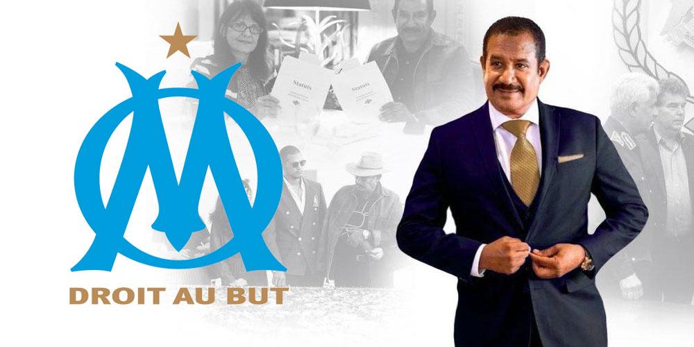 En vidéo : Mohamed Ayachi Ajroudi confirme le processus de rachat de l'OM