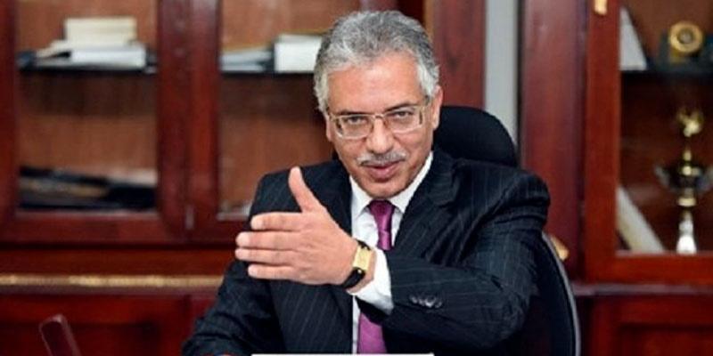 Omar Mansour candidat aux présidentielles
