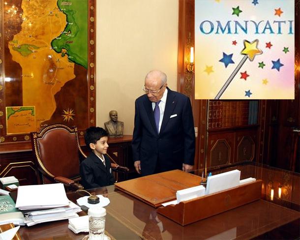 Qui est Omnyati, l'association qui a aidé le petit Mahmoud à devenir Président de la République le temps d'une journée ?