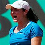 أنس جابر تغادر بطولة دبي المفتوحة للتنس