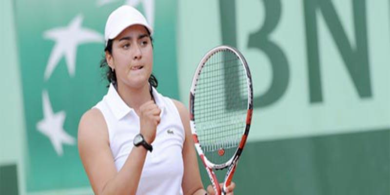 Ons Jabeur qualifiée en Finale du Tournoi de tennis de Moscou