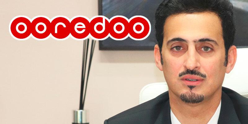 Mansoor Rashid Al Khater, nouveau Directeur Général de Ooredoo Tunisie