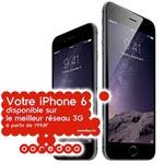 Ooredoo propose l'iphone 6 à partir 199 dt avec son forfait