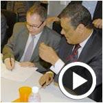 En vidéo : Tous les détails sur l'accord entre Orange Tunisie et l'UGTT pour ses employés