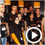 En vidéo : Orange récompense les lauréats du Summer Challenge édition 2014