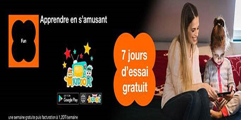 Orange lance en exclusivité la première télé intelligente pour enfants, Kidjo TV !