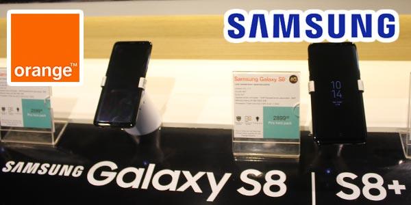 En vidéo: Orange Tunisie lance les nouveaux Smartphones Samsung Galaxy S8 et S8+
