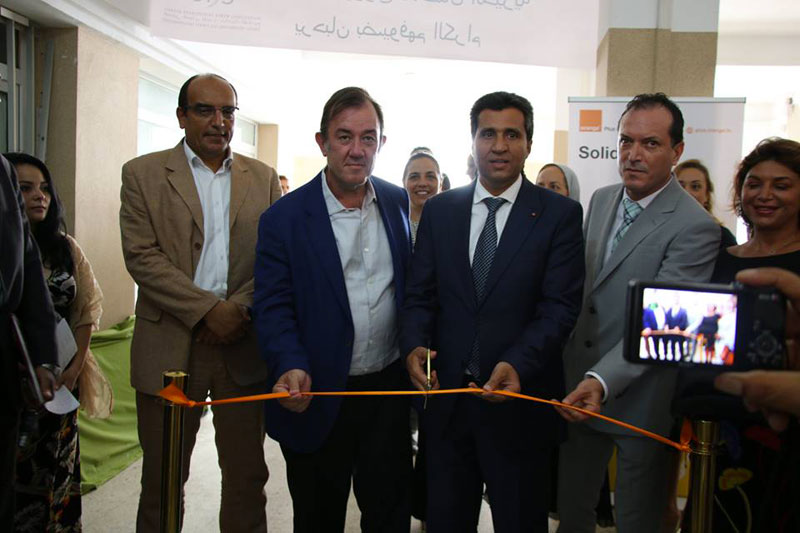 Orange et le CIFE inaugurent une nouvelle Maison Digitale à Mahdia