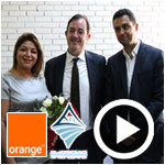 En vidéos : Orange Tunisie inaugure son 3ème Orange Tech Club à Sousse au sein de l'ENISo