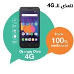 Orange lance en exclusivité le Smartphone 4G le moins cher du marché