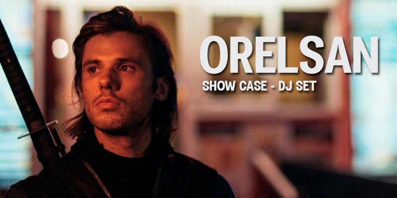 Le rappeur français Orelsan en Tunisie