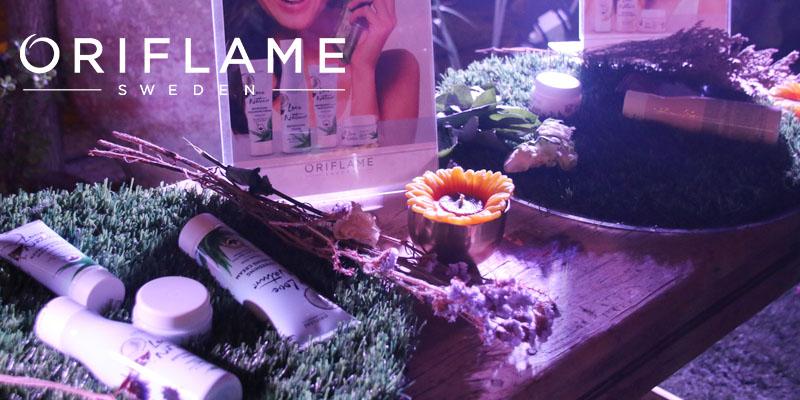 En photos : Découvrez les trois nouvelles gammes Love Nature d'Oriflame
