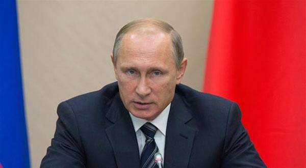بوتين: اتهامنا بالتدخل في الانتخابات الأمريكية هستيريا