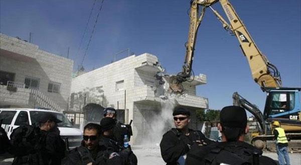 قوات الاحتلال تهدم 11 منزلاً فلسطينيًّا في الضفة الغربية