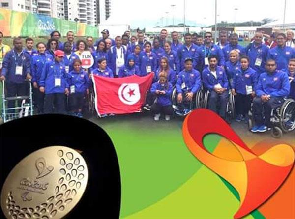 السبسي يشرف على موكب تكريم الرياضيين المتوجين في الألعاب الأولمبية والأولمبية الموازية في ريو 2016