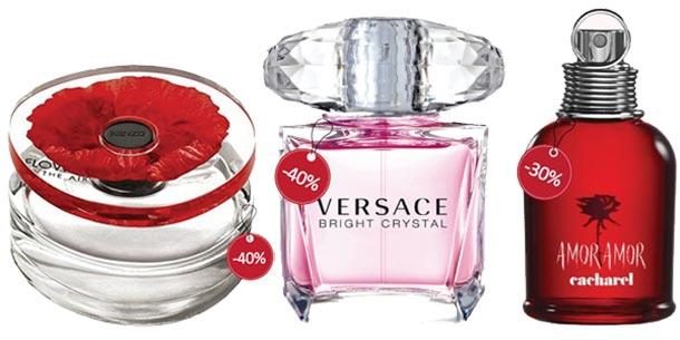 5 parfums pour femme pour la Saint-Valentin chez Fatales