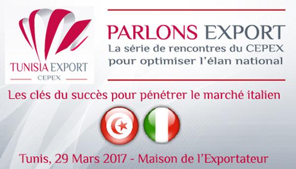 Le Cepex organise la 2ème série de « Parlons Export »