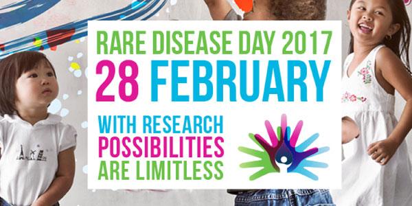 L'Institut Pasteur et l'Association la Recherche en Action célèbrent la Journée des maladies rares