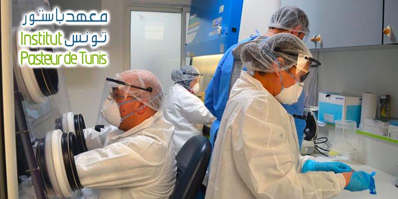 En photos : Coulisses des tests à COVID19 l'Institut Pasteur de Tunis
