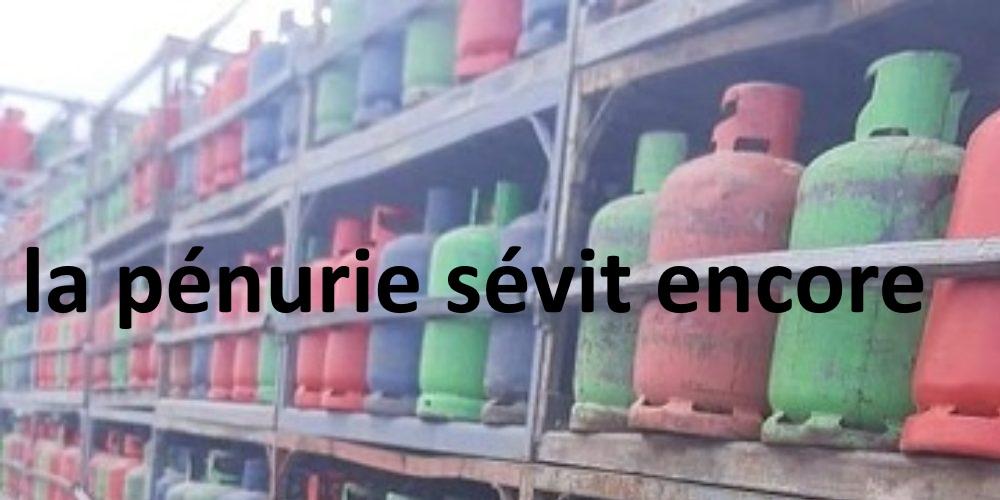 A Sfax, la pénurie des bouteilles de gaz continue et s'aggrave
