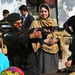Au Pakistan les enseignants ont le droit d'apporter un fusil en classe