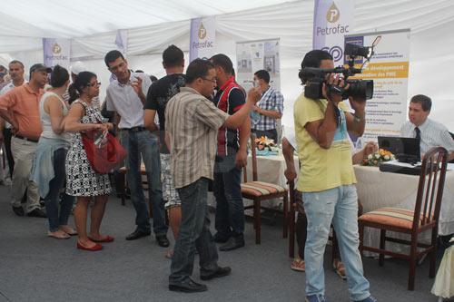 En vidéo visite Kerkennah Entreprise: Journée portes ouvertes de Petrofac
