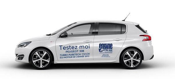 Test Drive Tour Peugeot