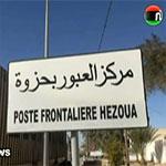 La 3e tranche du projet de réalisation du nouveau terminal frontalier de Hezoua est lancée