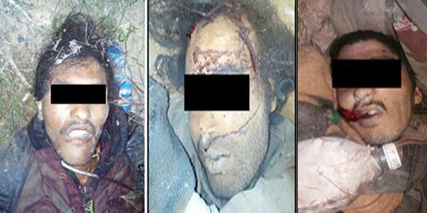 Le ministère de l'Intérieur dévoile l'identité  des terroristes abattus à Matmata