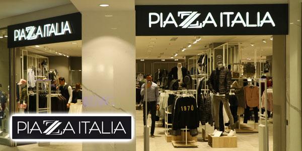 En vidéo : Découvrez le nouveau Magasin PIAZZA ITALIA au Centre Commercial Tunisia Mall