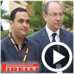 En vidéos : Lancement du Club Pirelli avec Jomaa SA