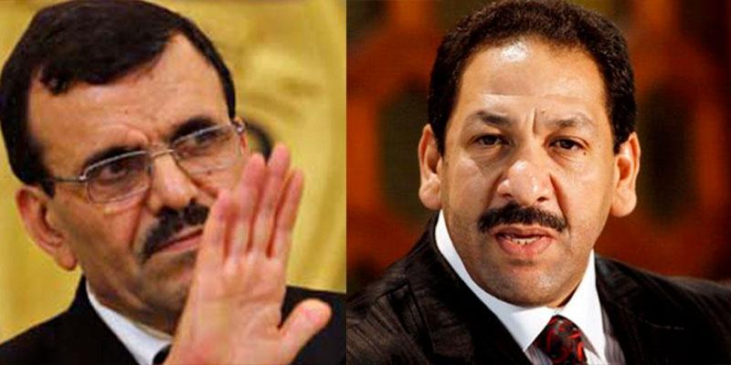 Plaintes contre Ali Larayedh et Lotfi Ben Jeddou