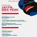 La Tunisie dans la playlist du Festival 'Au fil des voix' à Paris