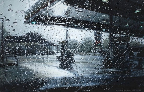 بسبب تساقط كميات هامّة من الأمطار، الإدارة العامة للحرس الوطني تحذّر