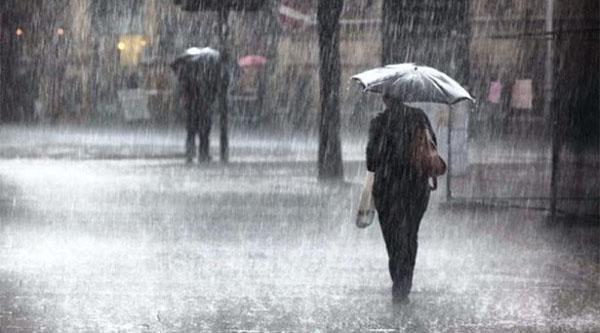 المعهد الوطني للرصد الجوي:عودة الأمطار يوم غد