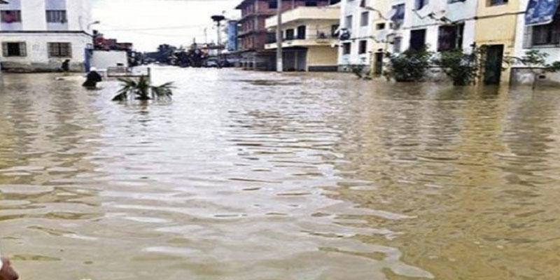 كميات الأمطار المسجلة تجاوزت 50مم بعدد من الولايات وتقلبات منتظرة في الساعات القادمة