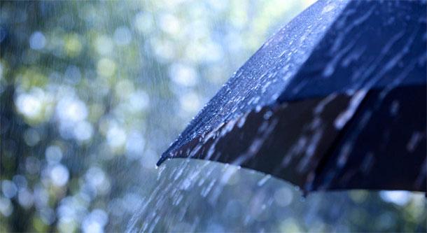Pluies isolées et temporairement orageuses sur le nord, aujourd'hui