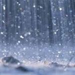 Pluies isolées et possibilité de chutes de grêle par endroits