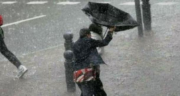 Cette nuit et demain, lundi : La pluie est de retour, le froid et le vent, aussi