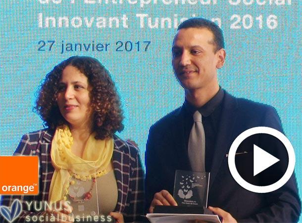 En vidéo-POESIT : Toufoula Kids et Manuskri.tn primés par Orange et Yunus Social Business