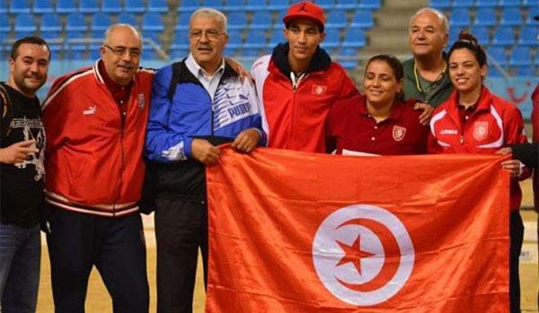 تتويجات هامة لتونس في بطولة العالم للكرة الحديدية