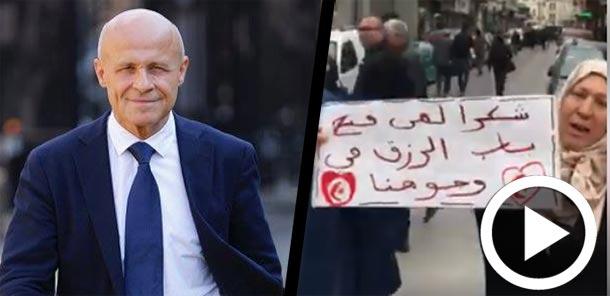 La rue Jamel Abdenasseur rouverte à la circulation : L'Ambassadeur de France remercie les  autorités tunisiennes...