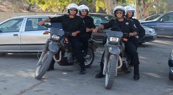 حملات أمنية واسعة بعدد من أحياء العاصمة