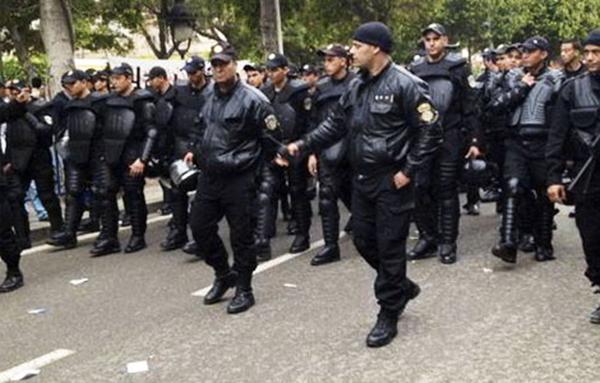 La police tunisienne classée 72ème mondiale
