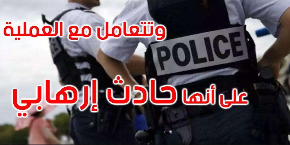 الشرطة الفرنسية: ضحية عملية الطعن سبق له أن نشر رسوما كاريكاتورية للنبي محمد