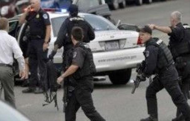 مسلح يحتجز رهائن في ولاية ساوث كارولينا