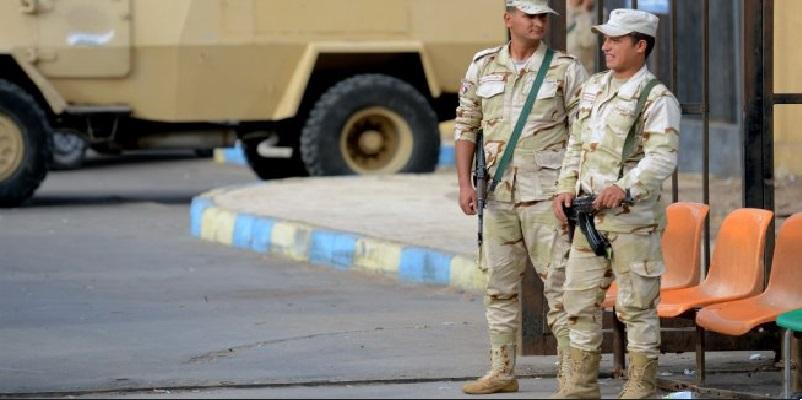 Neuf terroristes tués par les forces de sécurité égyptiennes