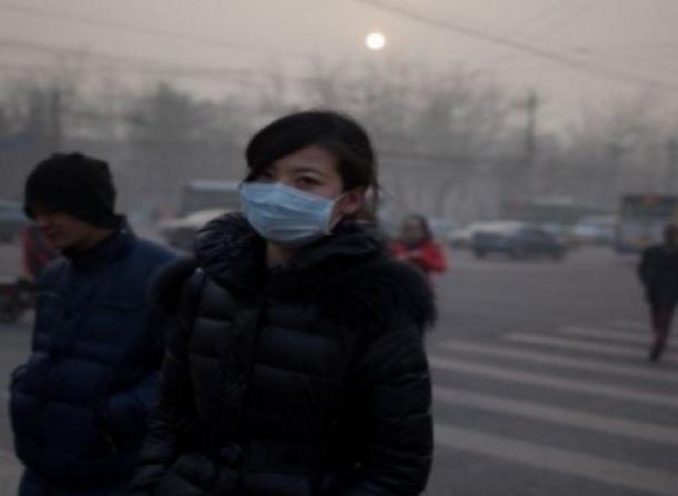 دراسة: %92 من سكان العالم يستنشقون هواء ملوثا