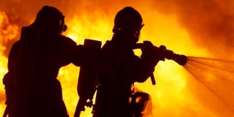 Incendie maîtrisé à l'usine d'ammonitrate de Gabès